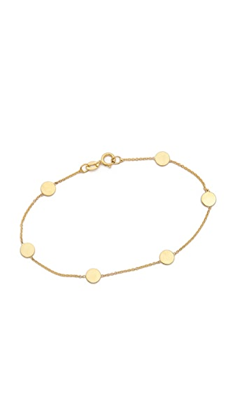 Jennifer Meyer Jewelry Circle Bracelet