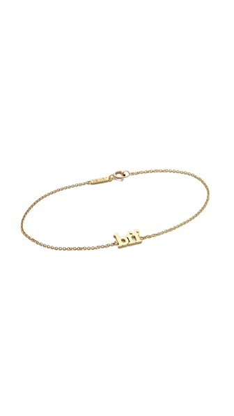 Jennifer Meyer Jewelry BFF Bracelet