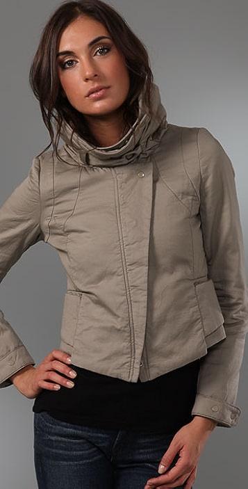 JNBY Future Hooded Jacket
