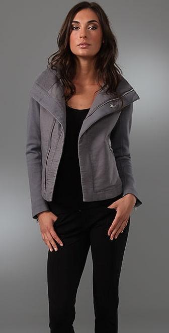 JNBY Elegant Rock Twill Jacket