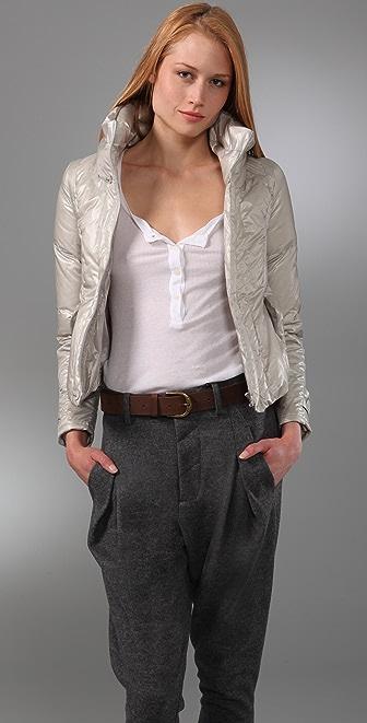 JNBY High Collar Puffer Coat