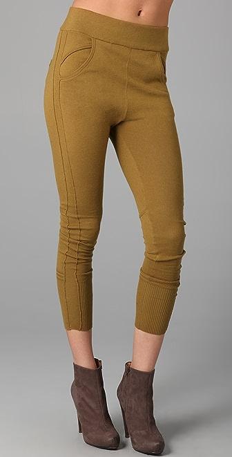 JNBY Knit Harem Pants