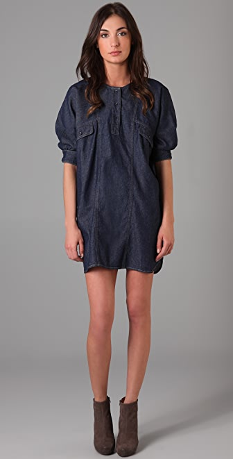 JNBY Denim Dress