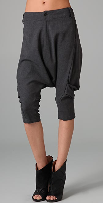 JNBY Drop Crotch Pants
