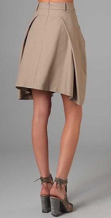 JNBY Draped Skirt