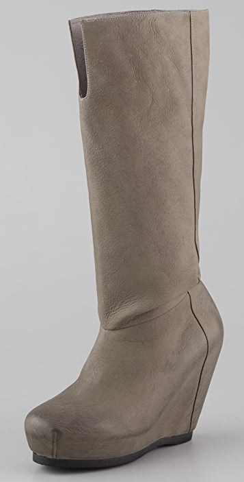 JNBY Wedge Boots