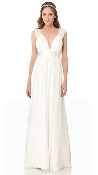 Joanna August Ceremony by Joanna August Harb Gown