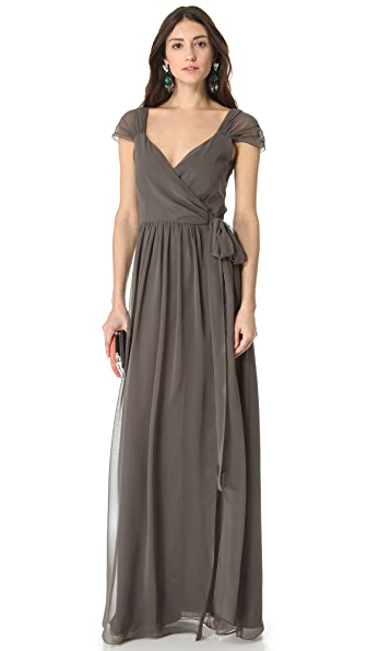 Joanna August Newbury Wrap Dress