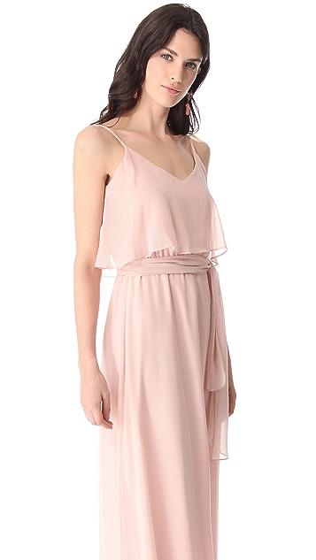 Joanna August 2 Tier Long Dress
