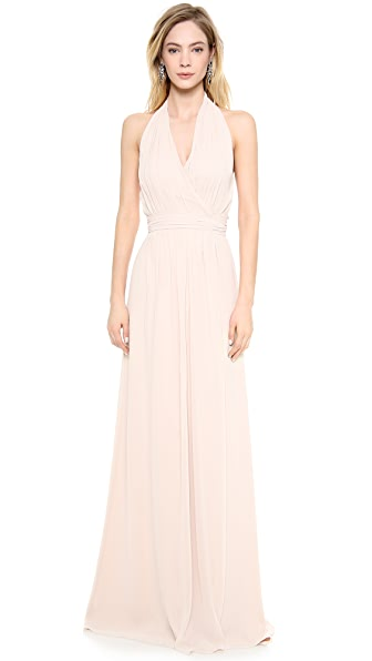 Joanna August Amber Halter Wrap Dress - All Tomorrow'S Parties
