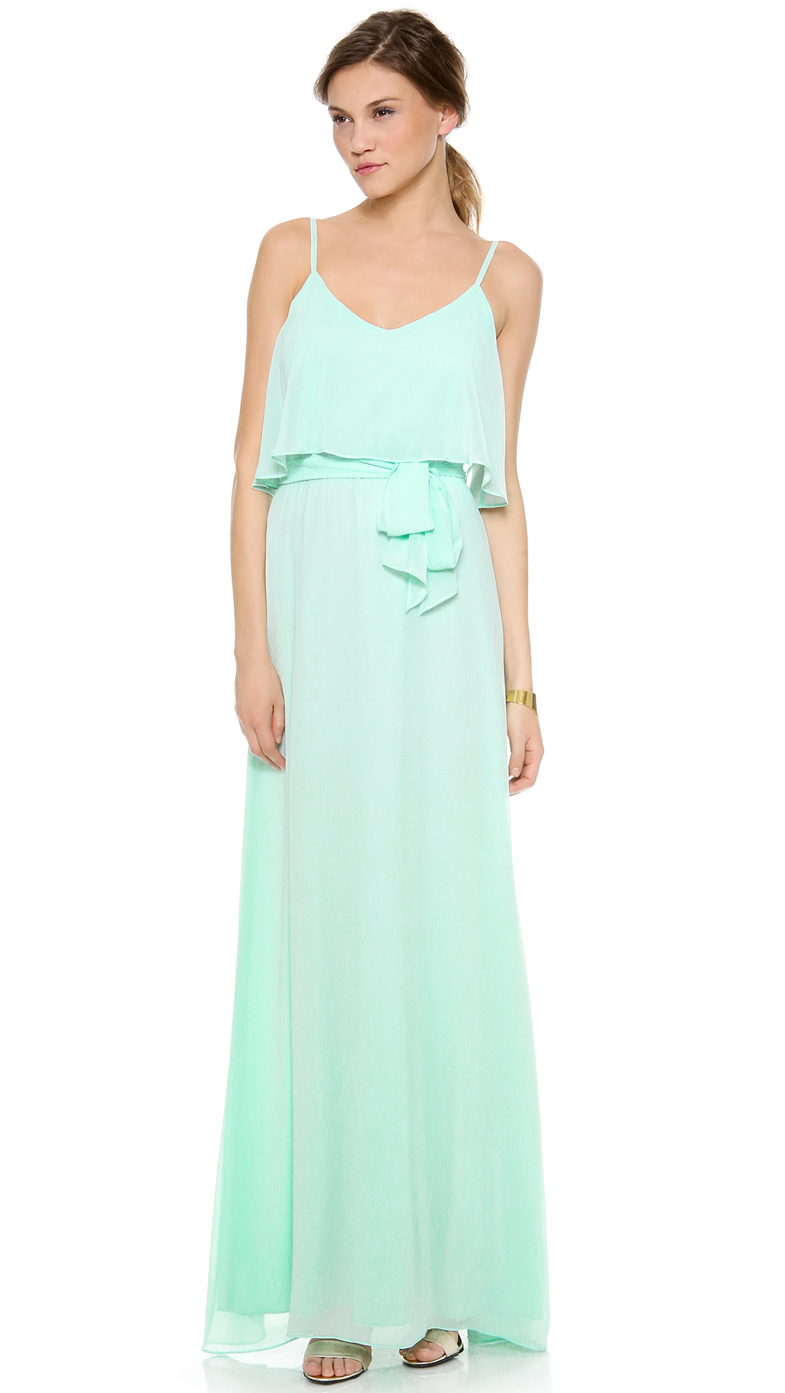 Joanna August Dani Maxi Dress - I Want Candy