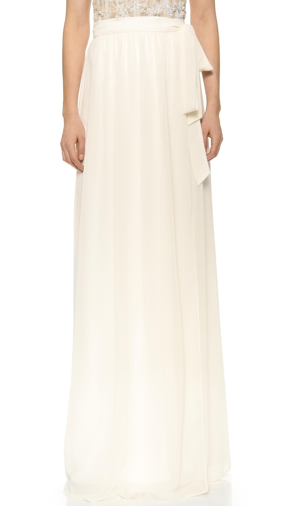 6cc9f55b Joanna August Whitney Wrap Maxi Skirt | SHOPBOP