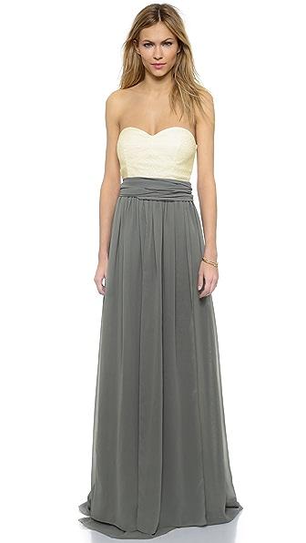 Joanna August Ava Long Convertible Dress