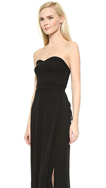 Joanna August Elisabeth Strapless Dress