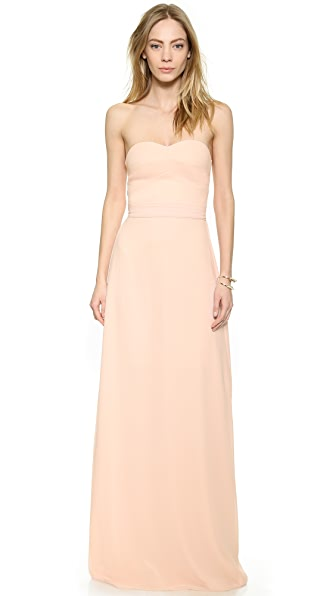 Joanna August Elisabeth Strapless Dress - Tiny Dancer