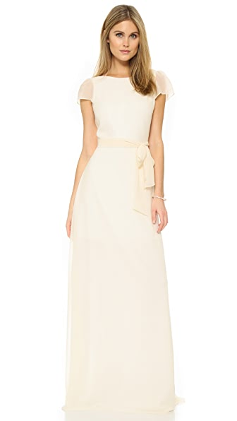 Joanna August Kimberly Column Dress In Going To The Chapel