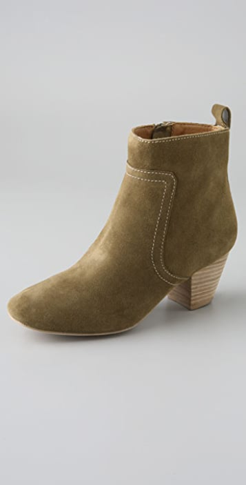 Joe's Jeans Roman Suede Booties