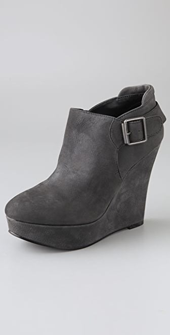 Joe's Jeans Urbane Wedge Booties