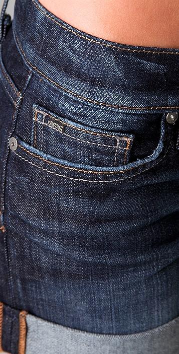 Joe's Jeans Rolled Shorts