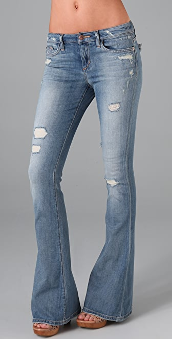 Joe's Jeans Visionaire Flare Jeans