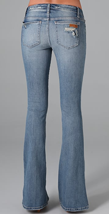 Joe's Jeans Visionaire Flare Jeans