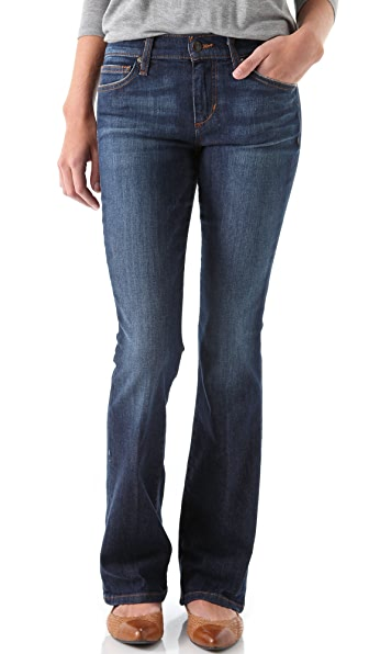 Joe's Jeans Petite Boot Cut Jeans | SHOPBOP