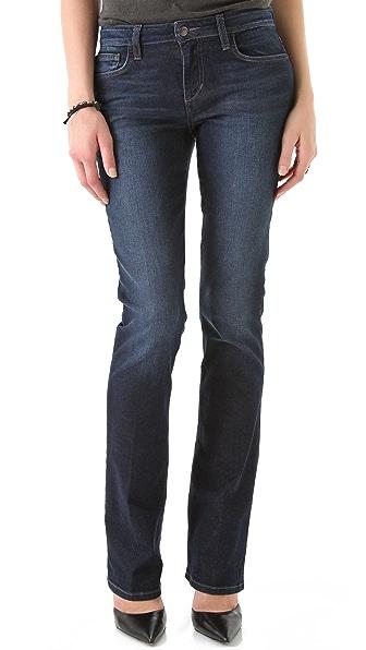 Joe's Jeans Mid Rise Boot Cut Jeans