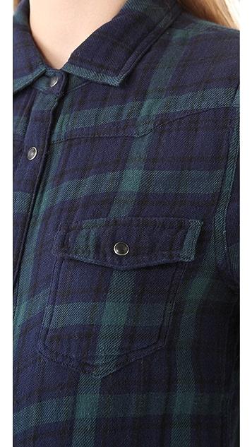 Joe's Jeans Western Shirt