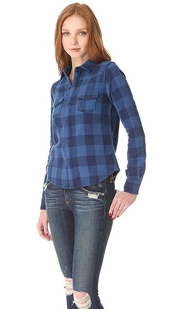 Joe's Jeans Sexy Western Shirt