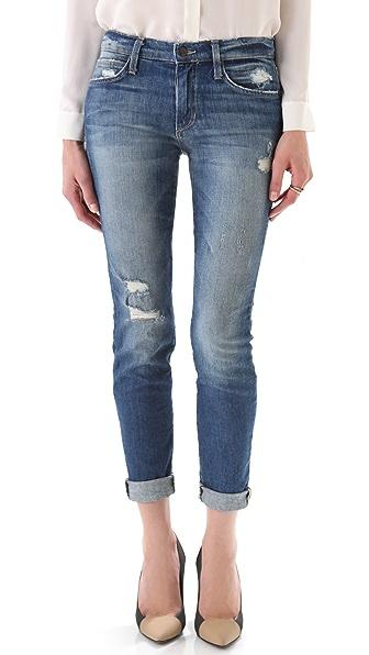 Joe's Jeans Renah Rolled Skinny Jeans