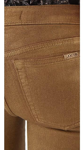 Joe's Jeans The Skinny Coated Jeans