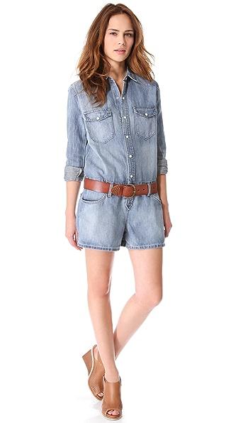 Joe's Jeans Denim Romper