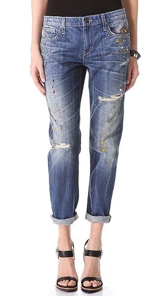 Joe's Jeans Vintage Reserve Easy High Water Jeans