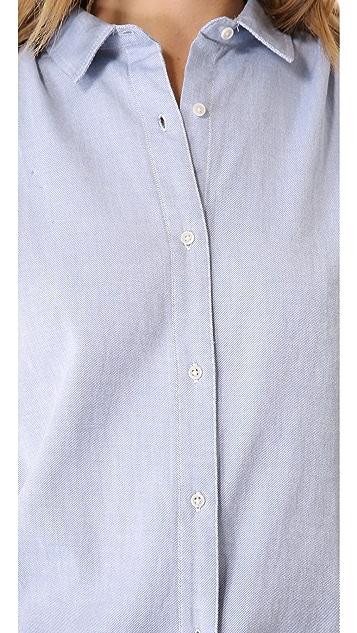 Joe's Jeans Dandy Button Down Top