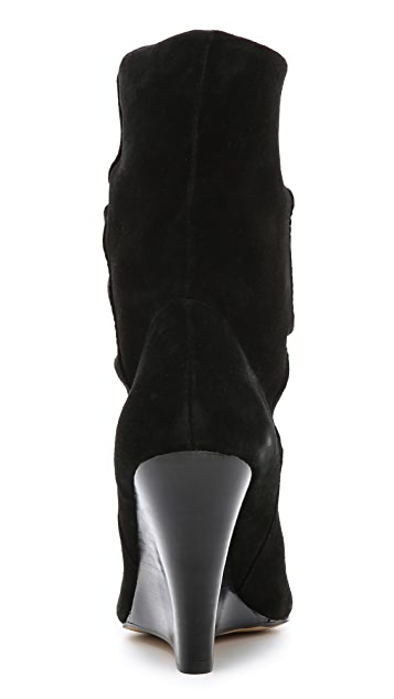 Joe's Jeans Shirley Wedge Boots