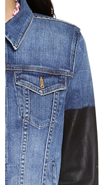 Joe's Jeans Relaxed Jean Jacket