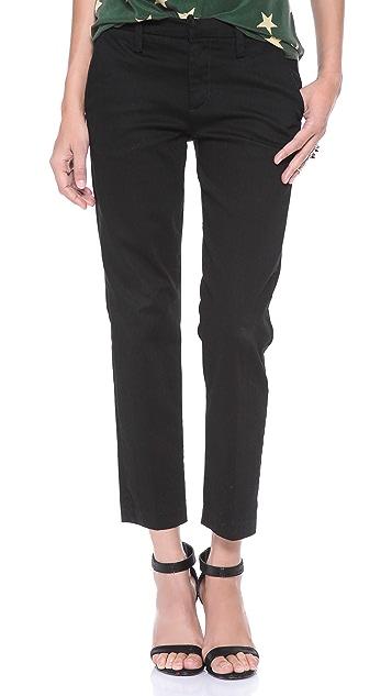 Joe's Jeans Suit Ankle Trouser Jeans