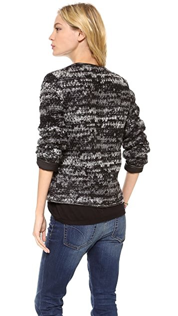 Joe's Jeans Esla Sweater Jacket