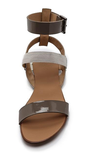 Joe's Jeans Eryn Flat Sandals