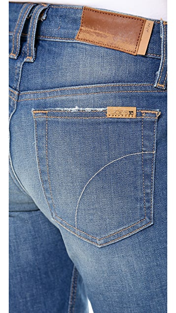 Joe's Jeans Roled Bermuda Shorts