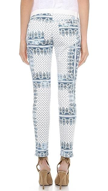 Joe's Jeans Skinny Ankle Tux Jeans