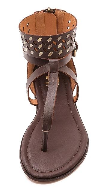 Joe's Jeans Effie Lasercut Sandal