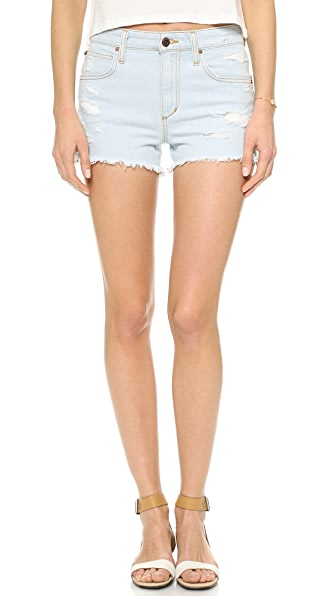Joe's Jeans High Rise Cutoff Shorts