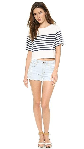Joe's Jeans High Rise Cutoff Shorts