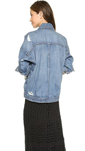 Joe's Jeans Oversized Dolman Jacket