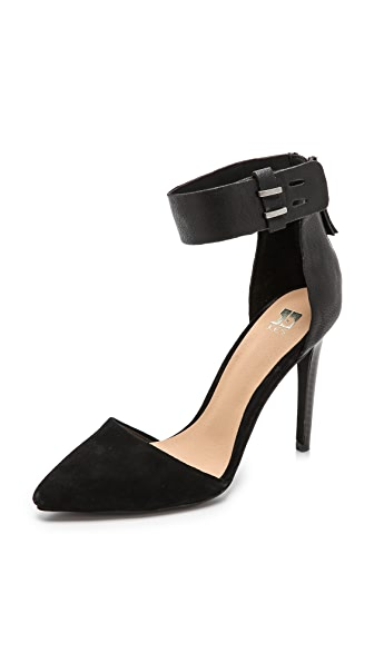 Joe's Jeans Arnie Ankle Strap Pumps
