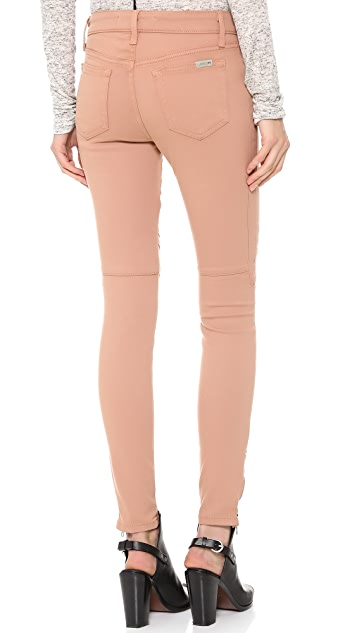 Joe's Jeans Chevron Ankle Legging Jeans