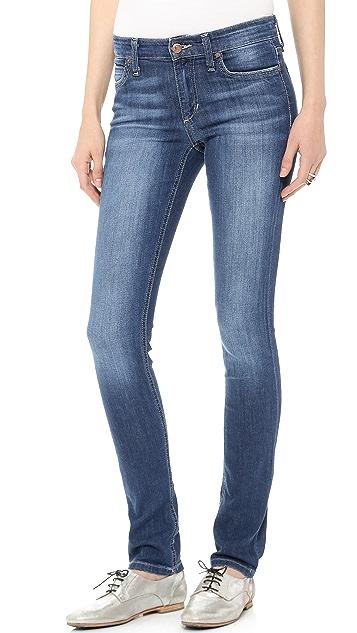 Joe's Jeans Mid Rise Skinny Jeans