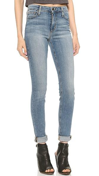 Joe's Jeans Flawless High Rise Skinny Jeans