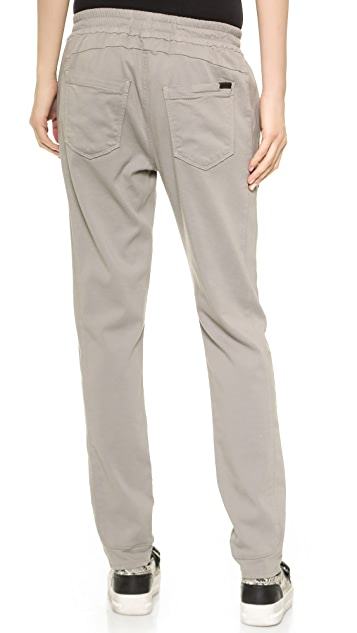 Joe's Jeans Street Zip Slim Jogging Pants